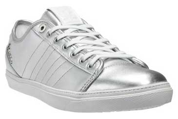 adidas vespa foot locker argent