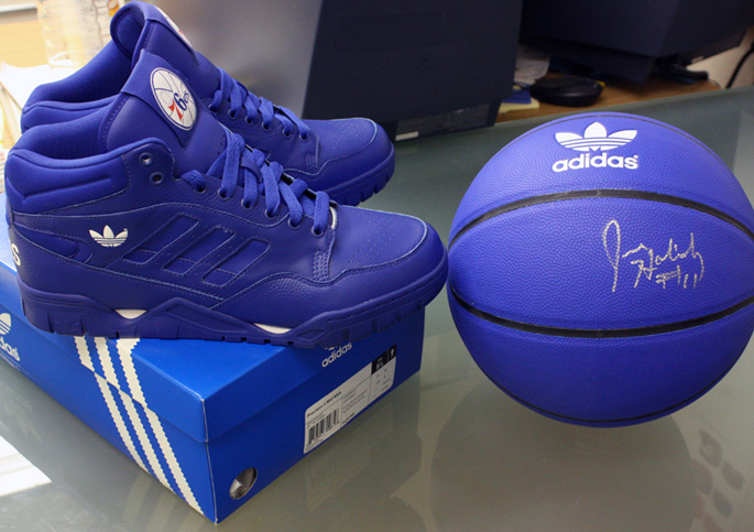 Adidas Philadelphia 76ers nba