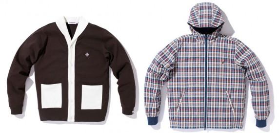 Cardigan et veste Bape collection printemps-ete 2010