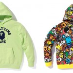 Sweat Bape collection printemps-ete 2010
