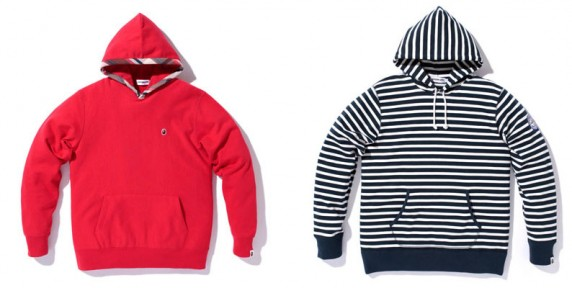 hoodies Bape collection printemps-ete 2010