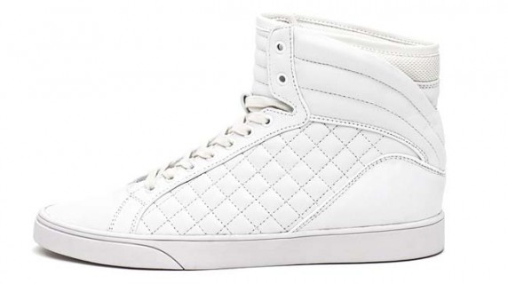 Chaussures Cipher Libertine White Leather Full Grain 2010