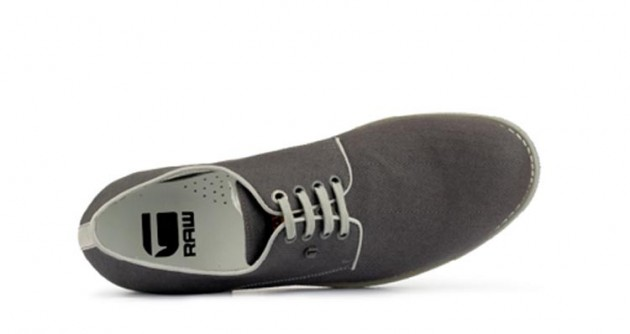 chaussures G-STAR Utility Etan Derby grey-collection 2010