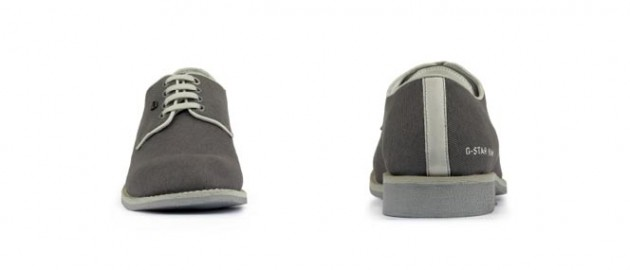 chaussures G-STAR Utility Etan Derby gris-collection 2010