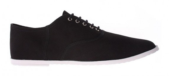 Chaussures Lacoste Ronne noir 2010