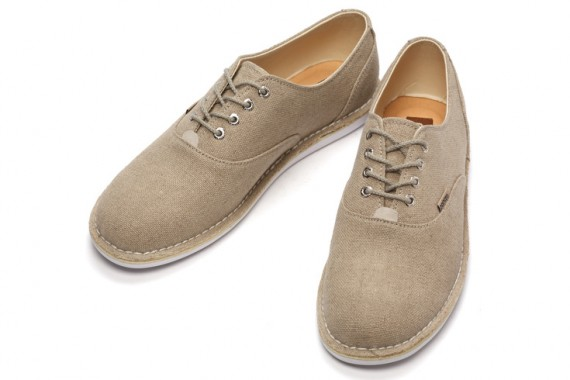 Chaussures Pointer Oxford Natural 2010