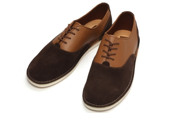 Chaussures Pointer Oxford Tan - Chocolate 2010