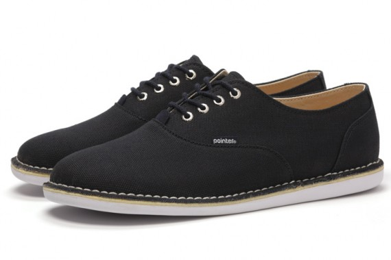 Chaussures Pointer Oxford navy