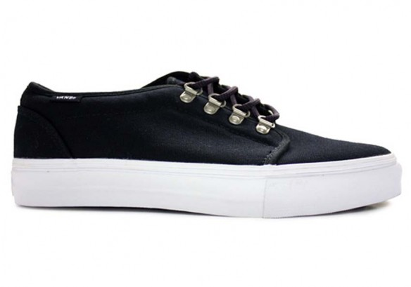 Chaussures Vans Vault Sierra 106 LX - black-purple 2010