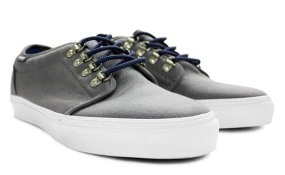 Chaussures Vans Vault Sierra 106 LX - grey
