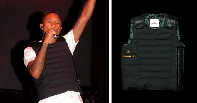 Moncler par Pharrell Williams