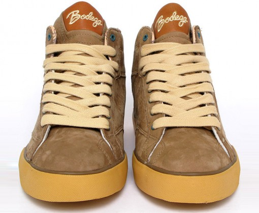 Chaussures Bodega - Lacoste Esteban collection 2010-front