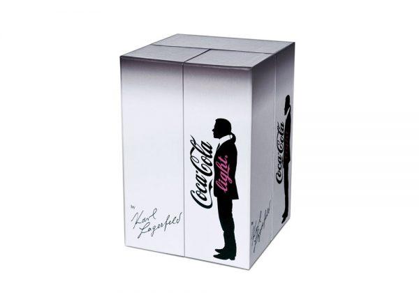 Coffret Karl Lagerfeld Coca Cola