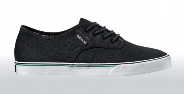 Gravis Slyms noir collection 2010