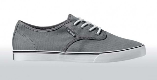 Gravis Slyms gris collection 2010