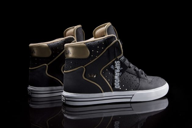 Chaussures Supra SupraWood Vaider collection 2010
