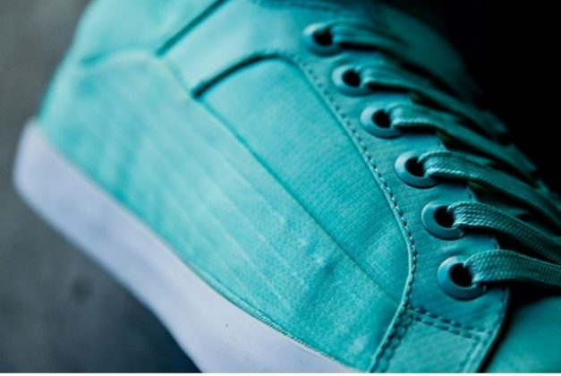Sneakers Lacoste Stealth Chevel Hi RS - turquoise