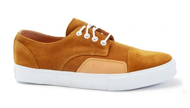 Luke Meier x Vans Syndicate zero low brown