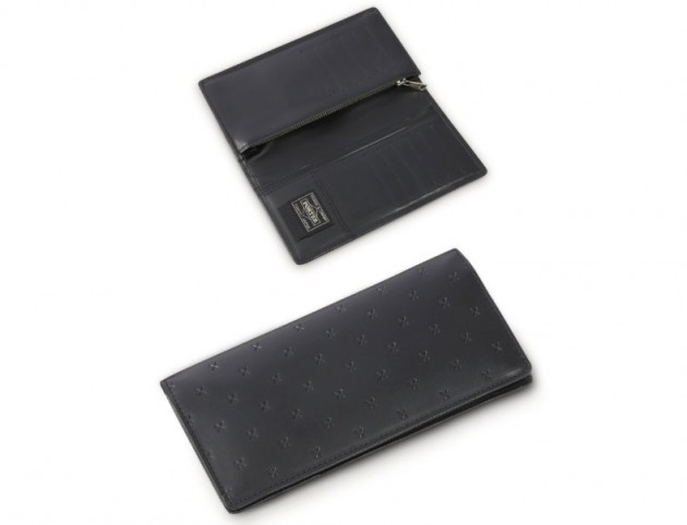 OriginalFake-x-Porter-emboss-long-wallet-FW2010