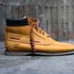 Timberland Classic Boat 7- Eye Leather Chukka