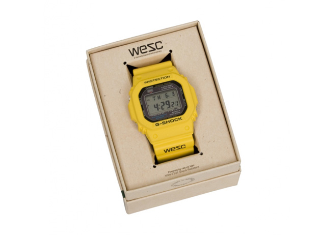 WeSC-x-CASIO-G-SHOCK-DW-5600-yellow
