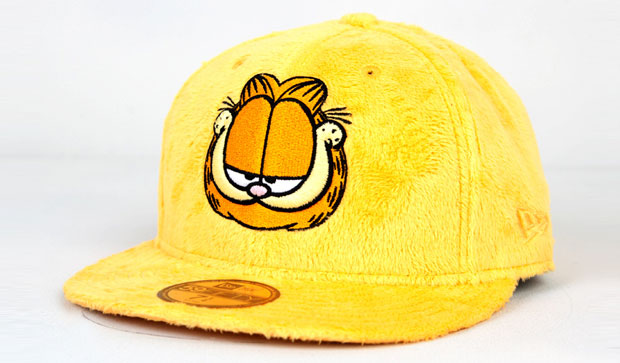 Casquette THE HUNDREDS X GARFIELD NEW ERA CAP