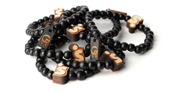 Wish x Good Wood S-Man Bracelet