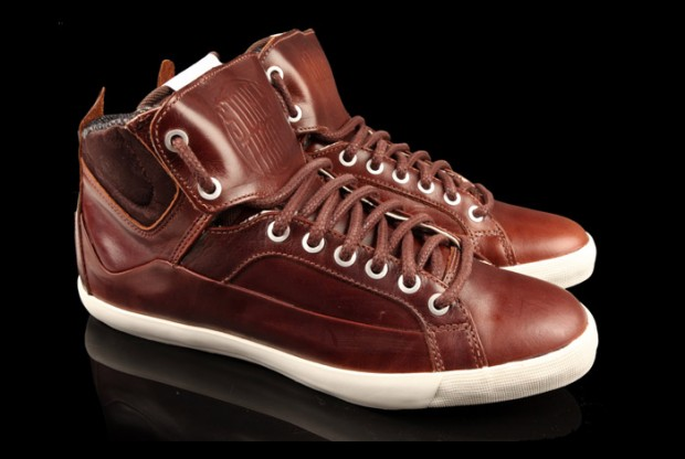 Stones Throw x Lacoste Chevel Hi 12 Legends collection
