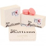 macarons laduree x john galliano