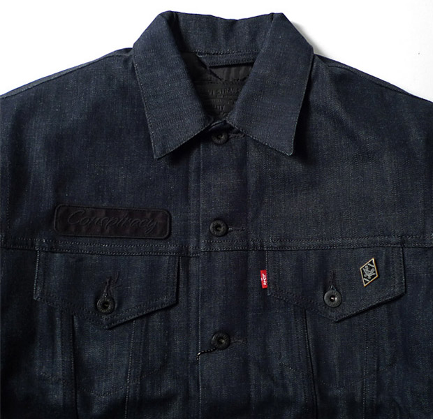 Boneyards Levis Denim Jacket