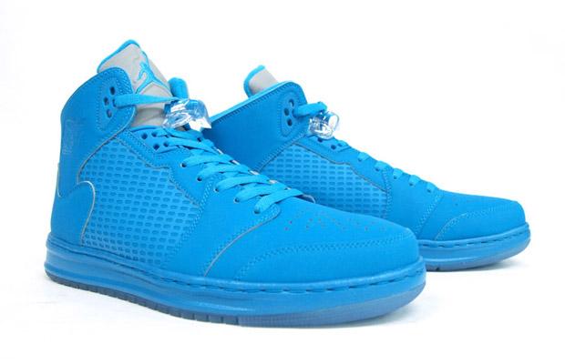 Jordan Prime V (5) Sax-Bleu Turquoise
