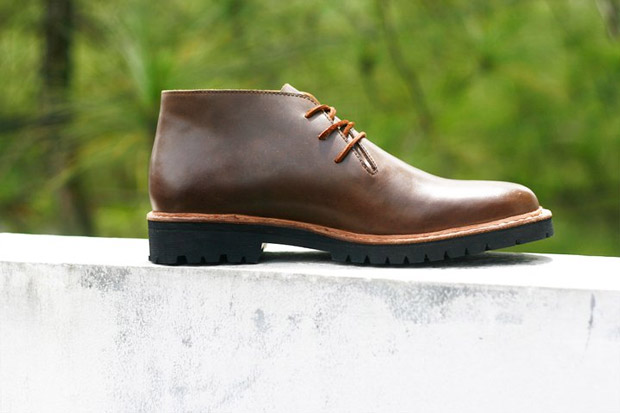 Sagara X Mouton Manhood Chukka Boot 2011