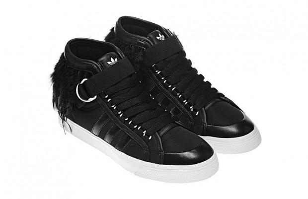 """Adidas Nizza Hi Lux Black/Noir """"Premium Iconics"""""""