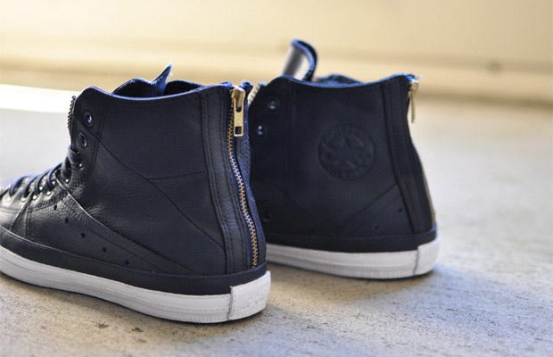 Schott NYC x Converse Chuck Taylor All Star Navy