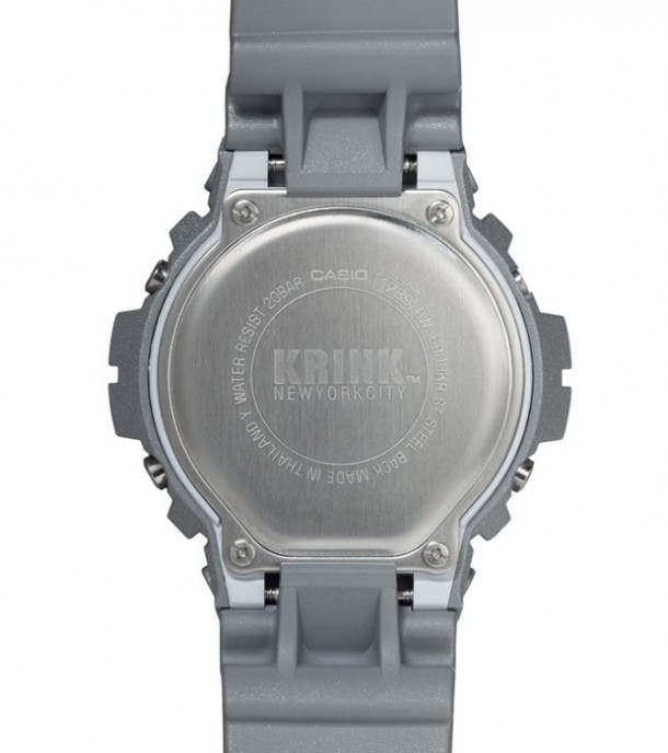KRINK x Casio G-Shock