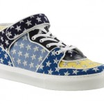 Louis Vuitton Acapulco Monogram Stars Sneakers