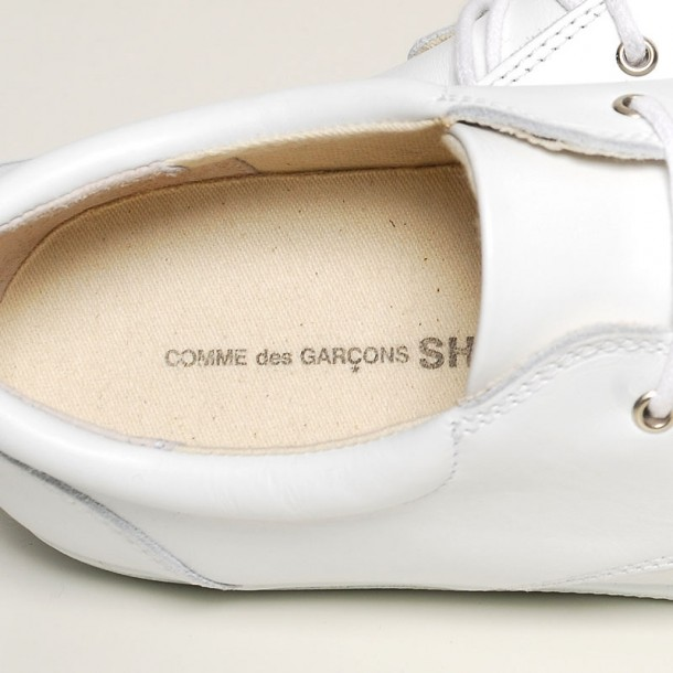 Pointer x Comme Des Garcons SHIRT Barajas II Blanc White 2011