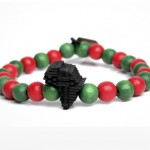 Wish x Good Wood Africa Beaded Bracelet