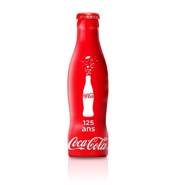 Bouteille Coca-Cola x Espace 125