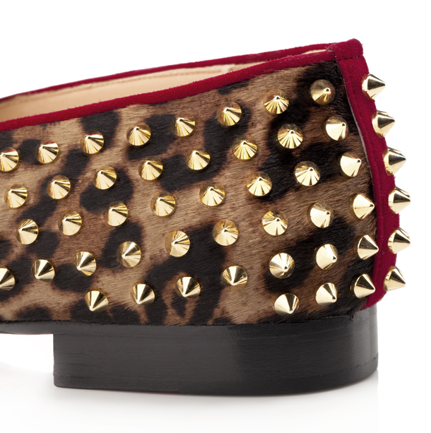 Christian Louboutin Rollerboy Spikes Leopard 2011