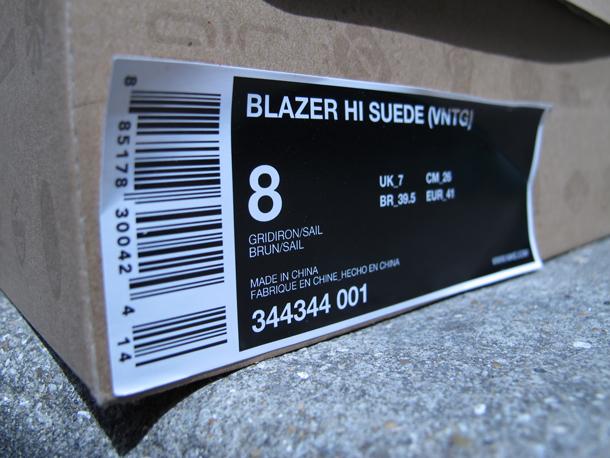 Nike Blazer Mid Vintage Gridiron
