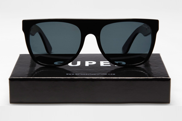 Super Flat Top Polarized