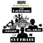 flyer a la parisienne cut-killer