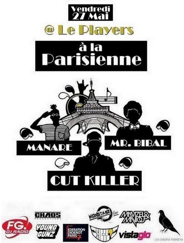 flyer a la parisienne