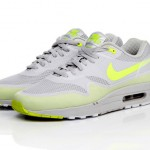 Nike Air Max 1 Hyperfuse Gris/Jaune