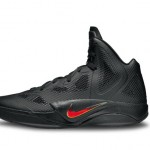 Nike Zoom Hyperfuse 2011 noir/rouge