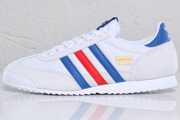 adidas Originals Dragon - Collegiate/Red/Royal