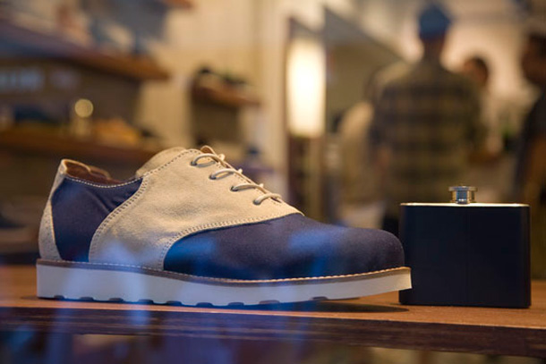 Bleu de Paname x Pointer Footwear