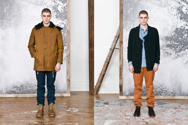 HIXSEPT Collection Automne/Hiver 2011