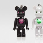 Medicom Be@rbrick One Love Japan Charity Pieces